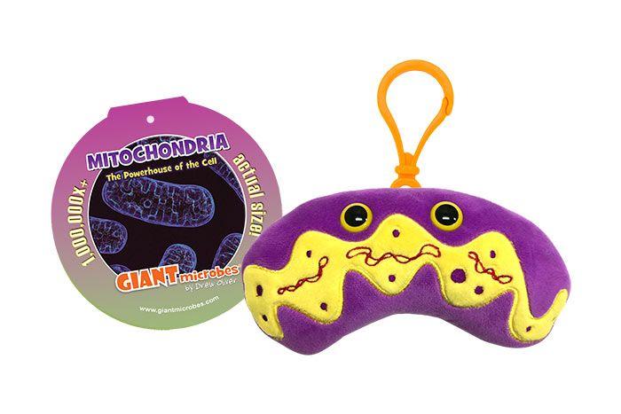 Mitochondria key chain