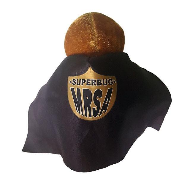 MRSA cape back