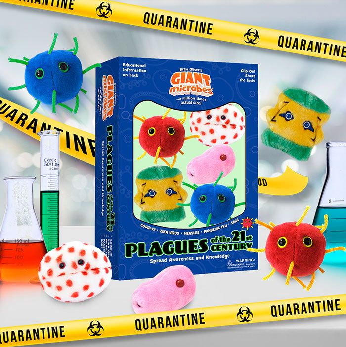 Plagues of the 21st quarantine