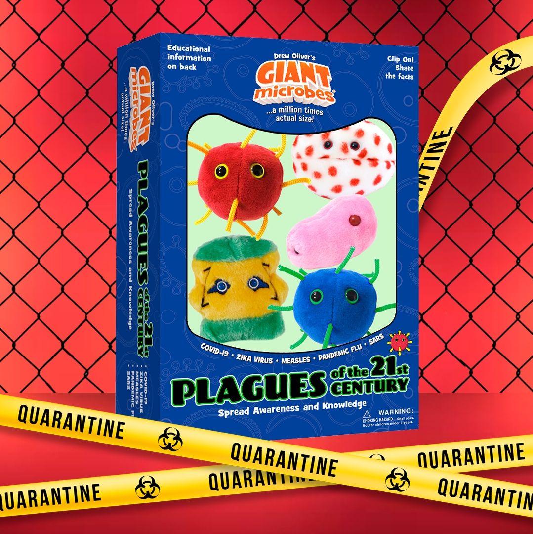 Plagues of 21st caution tape danger