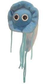 Giardia plush