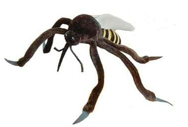Mosquito plush doll