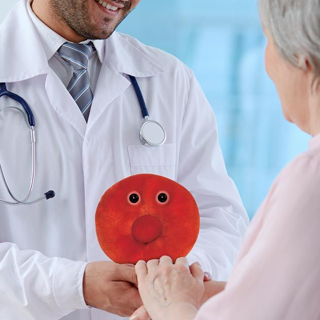 Red Blood Cell patient