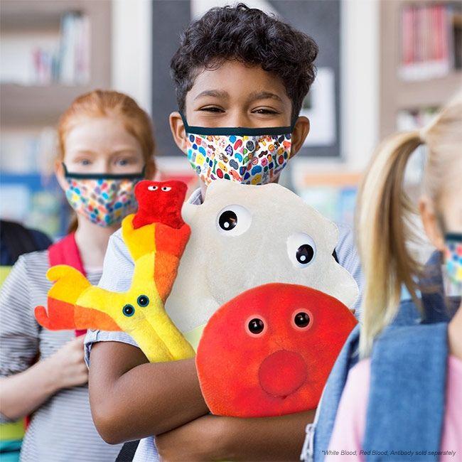 Face mask school kids