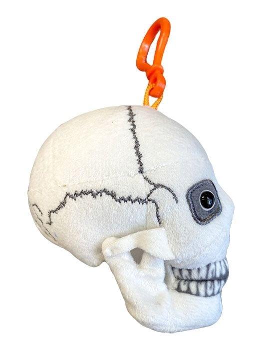 Skull key chain side