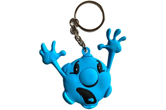 DOC Sniffles key chain