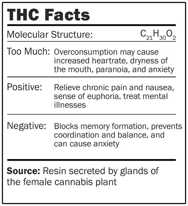 THC facts