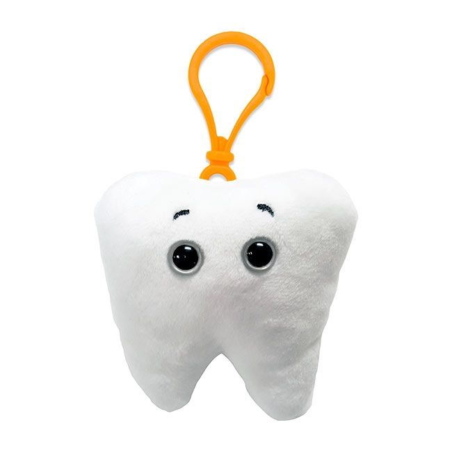 Tooth Key Chain