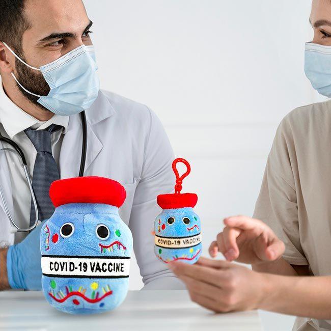 Covid Vaccine doctor nurse
