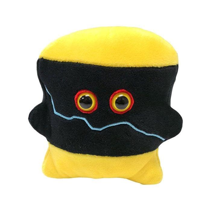 Yellow Fever plush doll