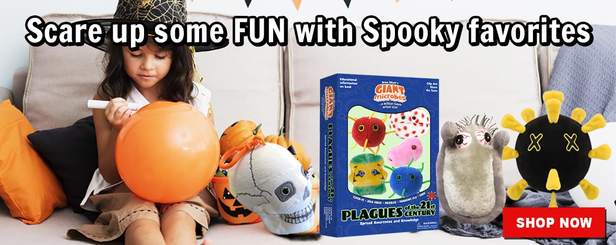 Scare up some FUN with Spooky favorites