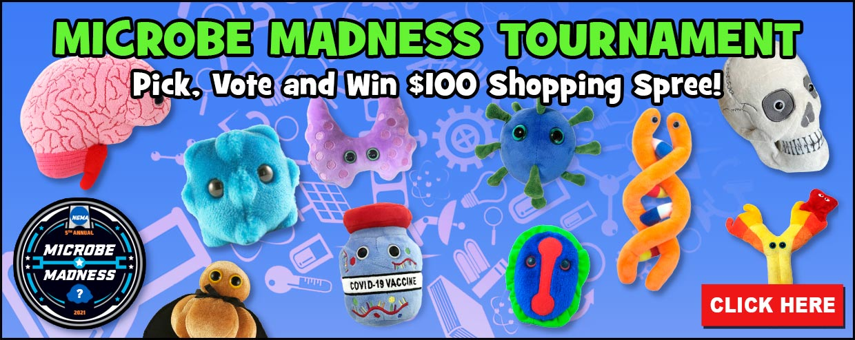 5th Annual Microbe Madness Tournament