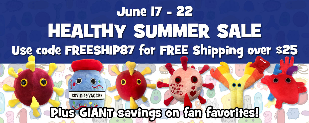 Free Shipping Healthy Summer Sale
