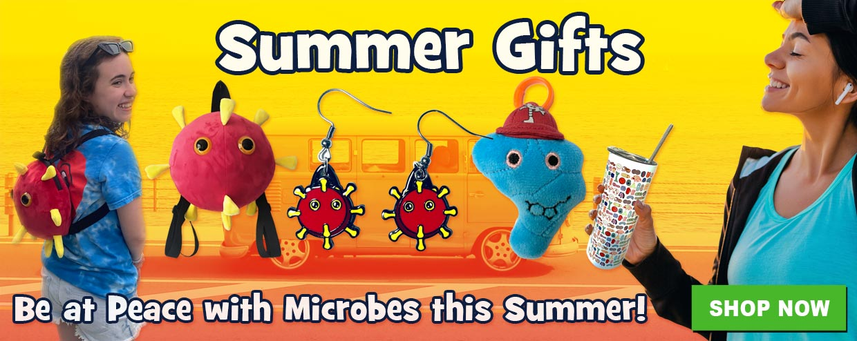 Be at Peace with Microbes this Summer