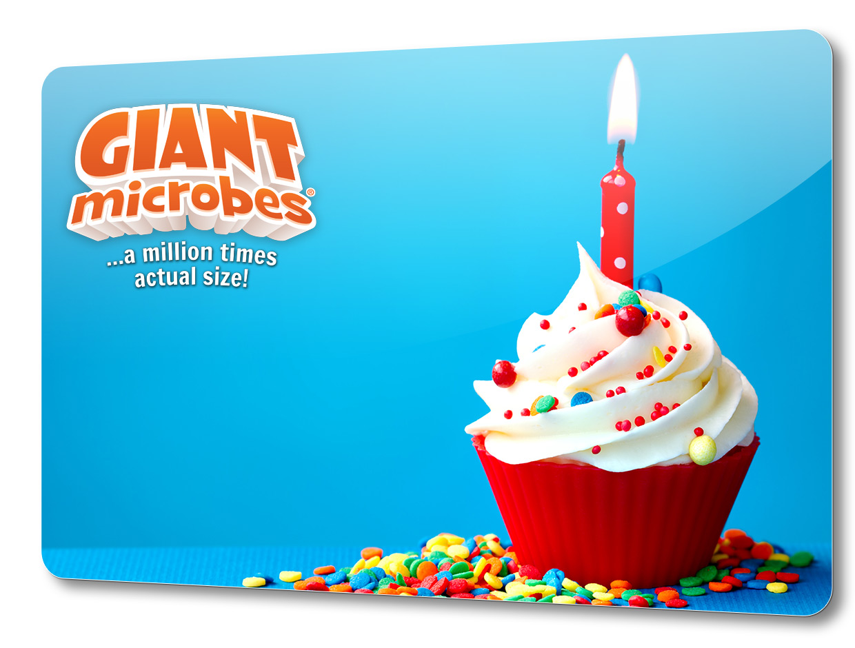 Giftcard - Birthday