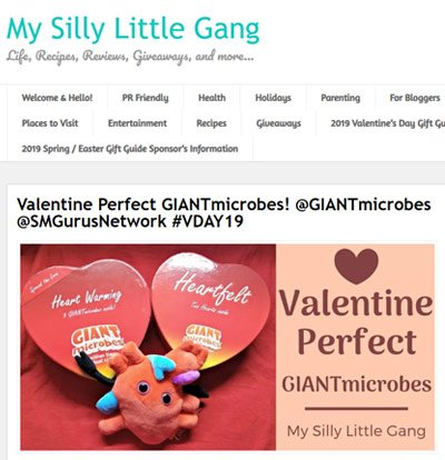 My Silly Little Gang blog